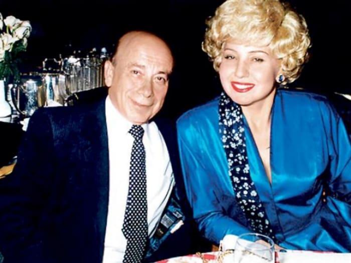 Аида и ее третий муж – миллионер Джей Маркофф   Фото: eg.ru
