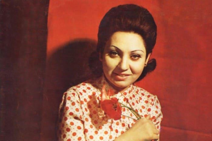 Певица Аида Ведищева   Фото: biografii.net