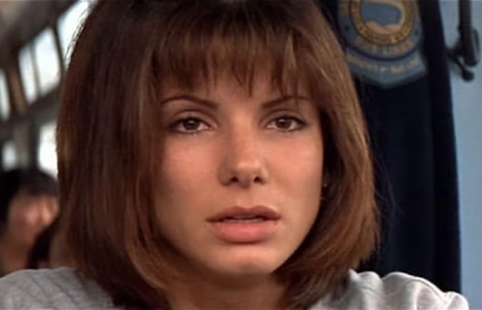 Сандра Буллок в фильме *Скорость*, 1994 | Фото: kino-teatr.ru