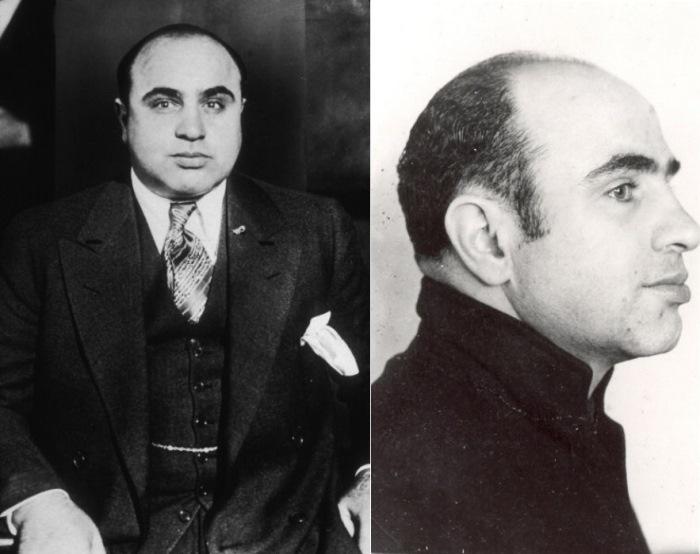 Аль Капоне в 1930-е гг.