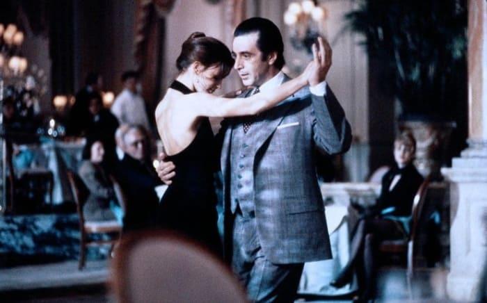 Аль Пачино в фильме *Запах женщины*, 1992 | Фото: elle.ru