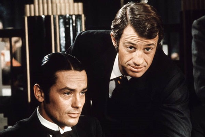Два самых популярных французских киноактера | Фото: gorod.tomsk.ru