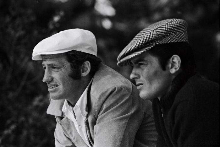 Актеры на совместном отдыхе, 1969 | Фото: trinixy.ru