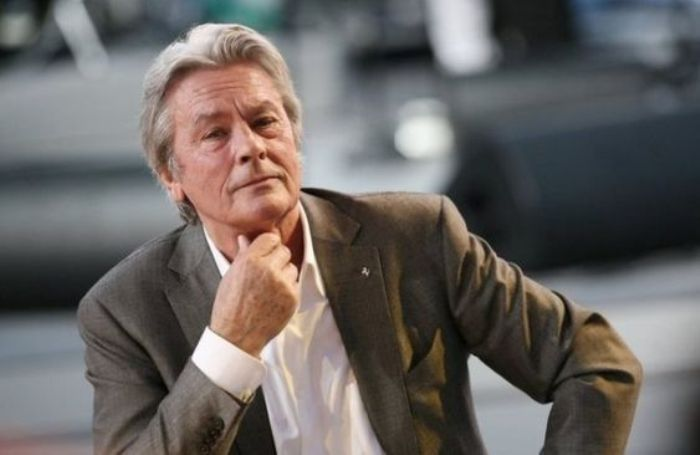 Знаменитый французский актер Ален Делон | Фото: newseek.org