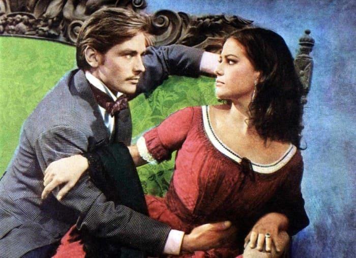 Ален Делон и Клаудиа Кардинале в фильме *Леопард*, 1963 | Фото: mir24.tv