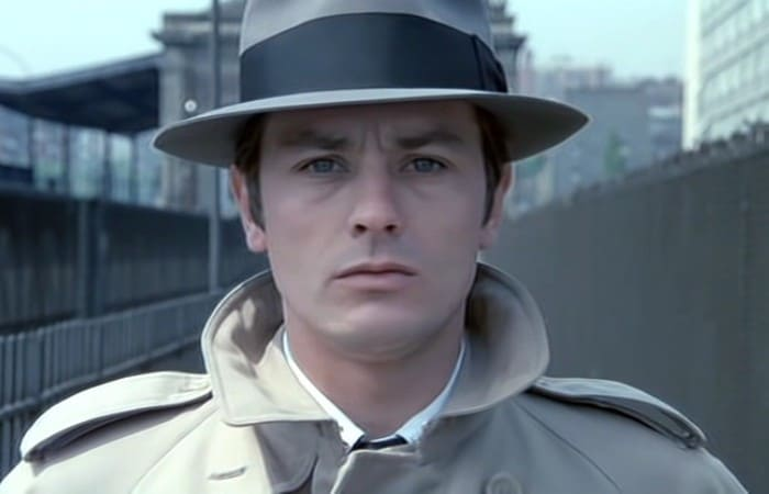 Ален Делон в фильме *Самурай*, 1967 | Фото: kino-teatr.ru