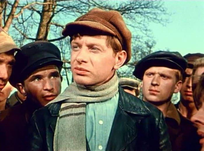 Альберт Филозов в фильме *Испытательный срок*, 1960 | Фото: kino-teatr.ru