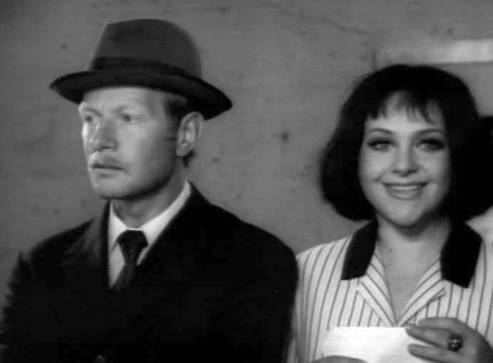 Кадр из фильма *Тихоня*, 1973 | Фото: kino-teatr.ru
