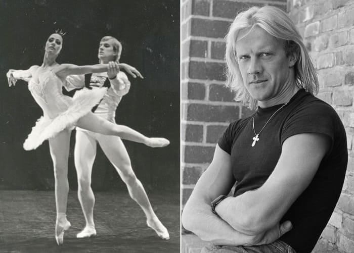 Известный танцовщик и актер Александр Годунов | Фото: chtoby-pomnili.com
