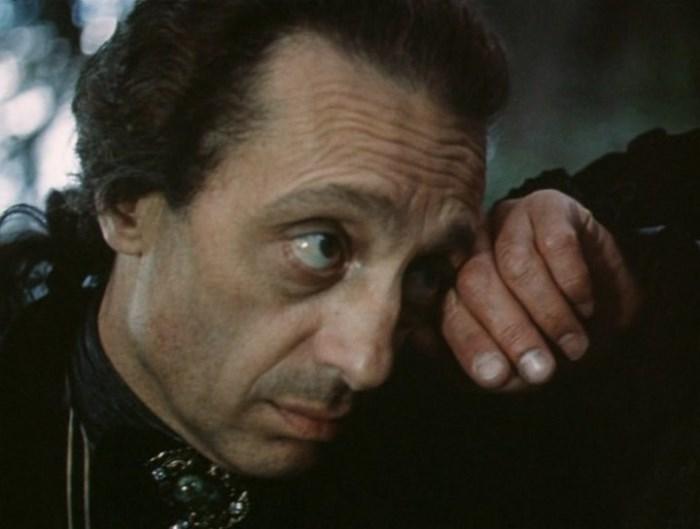 Нодар Мгалоблишвили в роли графа Калиостро