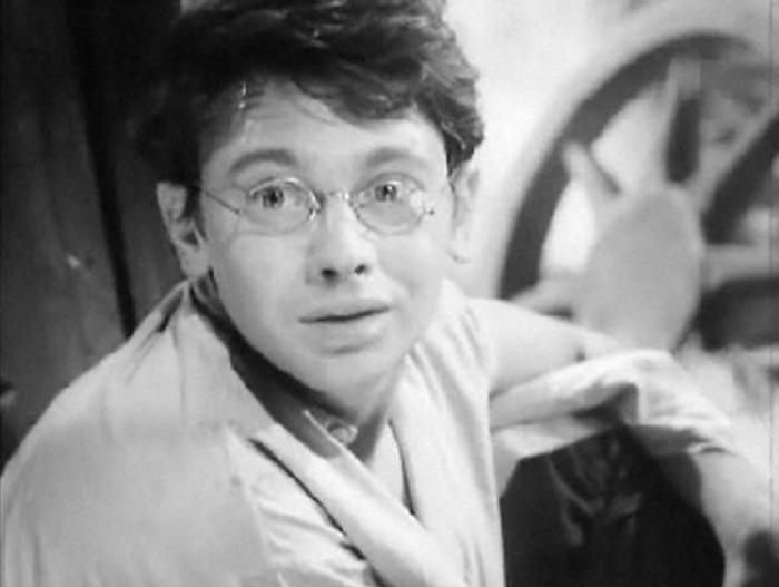 Дебютная кинороль Александра Демьяненко в фильме *Ветер*, 1958 | Фото: kino-teatr.ru