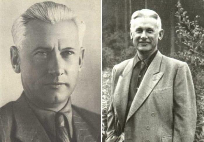 Советский писатель, совершивший самоубийство | Фото: chtoby-pomnili.com и soyuz-pisatelei.ru