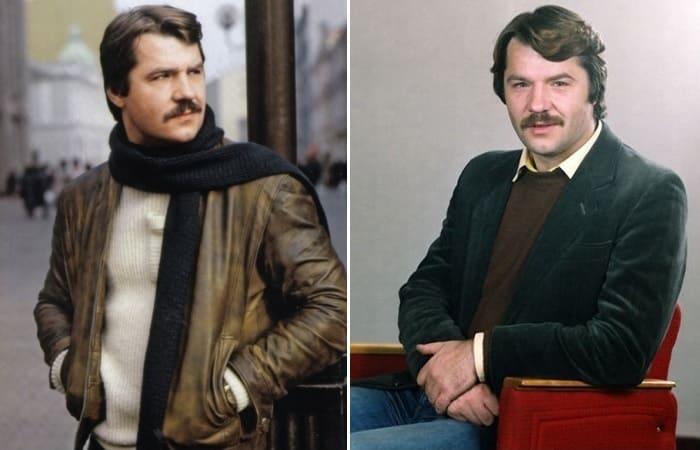 Актер театра и кино Александр Фатюшин | Фото: kino-teatr.ru и yablor.ru