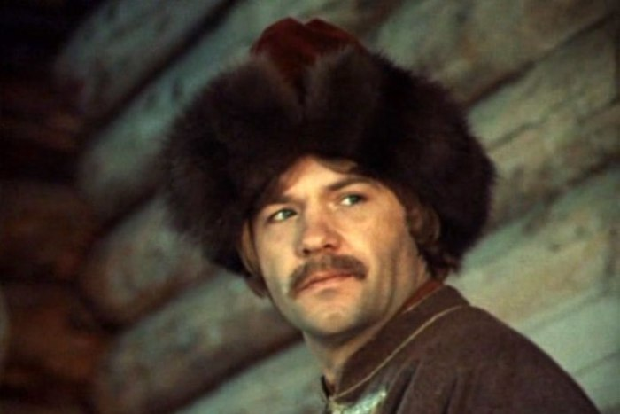 Александр Фатюшин в фильме *Россия молодая*, 1982 | Фото: 24smi.org