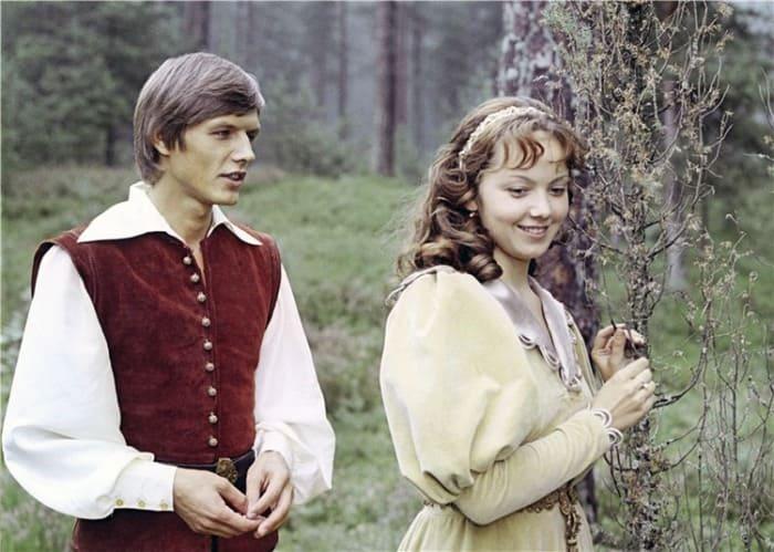 Кадр из фильма *Ослиная шкура*, 1982 | Фото: kino-teatr.ru