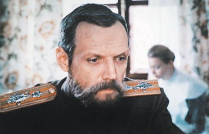 Александр Галибин в роли Николая II | Фото: portal-kultura.ru