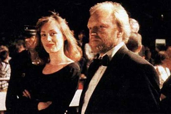 Александр Кайдановский и его последняя жена Инна Пиварс | Фото: stuki-druki.com