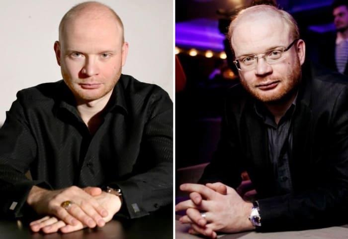 Актер в наши дни | Фото: kinolift.com, eg.ru