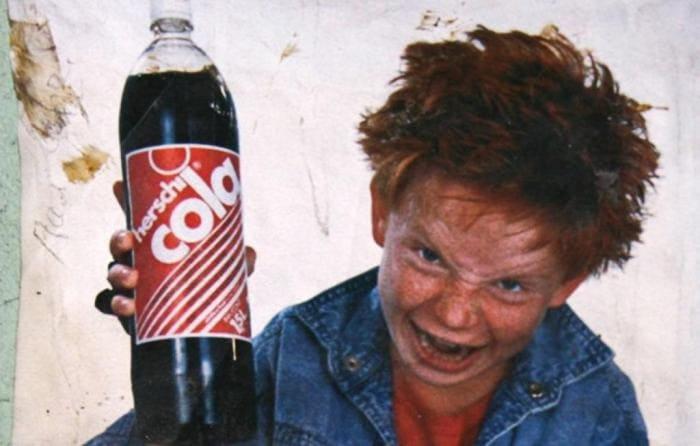 Саша Лойе в рекламе 1990-х гг. | Фото: autogear.ru