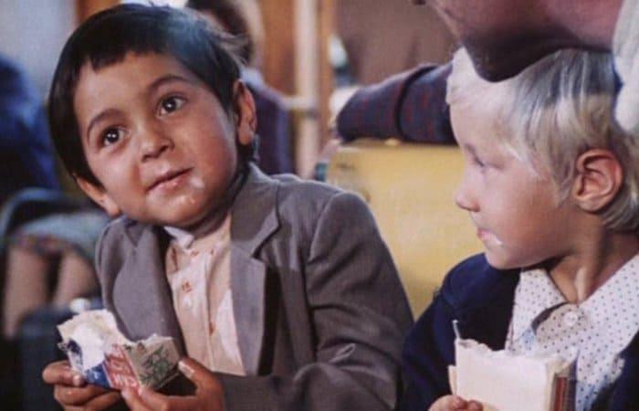 Миша Бузылев-Крэцо и Петя Крылов в фильме *Мужики!..*, 1981 | Фото: funart.pro