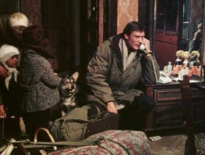 Кадр из фильма *Мужики!..*, 1981 | Фото: filmpro.ru
