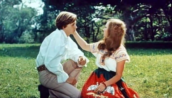 Кадр из фильма *Всадник без головы*, 1973   Фото: kino-teatr.ru