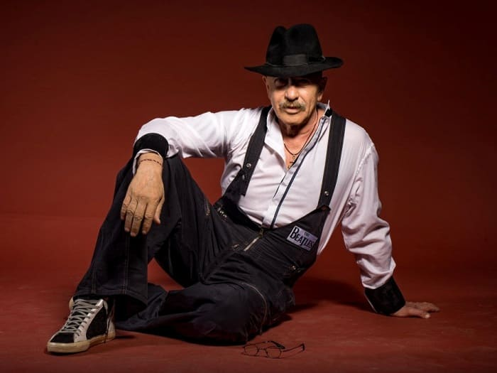 Композитор, поэт, певец Александр Розенбаум | Фото: afisha.nyc