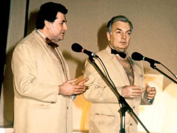 Александр Ширвиндт и Михаил Державин | Фото: showbizdaily.ru