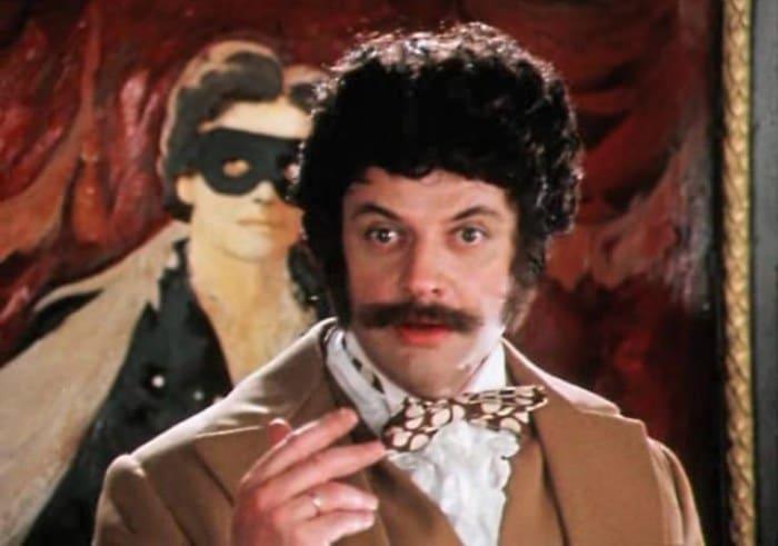 Александр Ширвиндт в фильме *Принцесса цирка*, 1982 | Фото: kino-teatr.ru