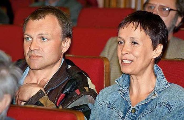 Александр Соловьев и Ирина Печерникова | Фото: kino-teatr.ru