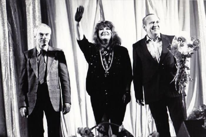 Александр Зацепин, Алла Пугачева и Леонид Дербенев | Фото: 24smi.org