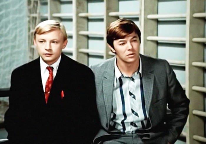 Кадр из фильма *Большая перемена*, 1972-1973 | Фото: kino-teatr.ru