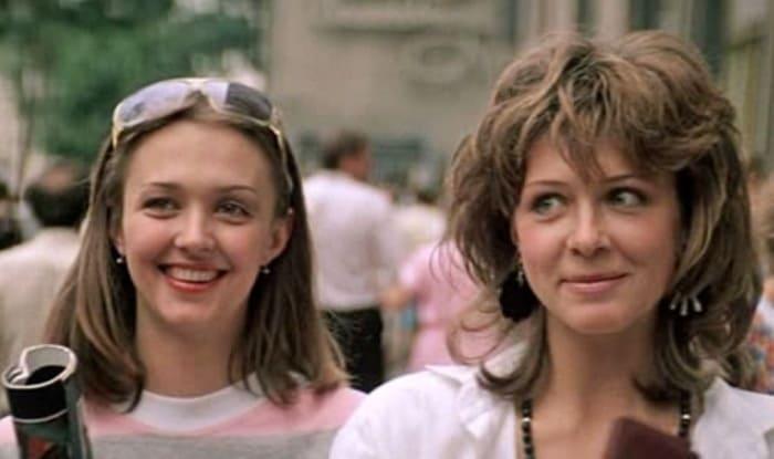 Вероника Изотова (слева) в фильме *Где находится нофелет?*, 1987   Фото: kino-teatr.ru