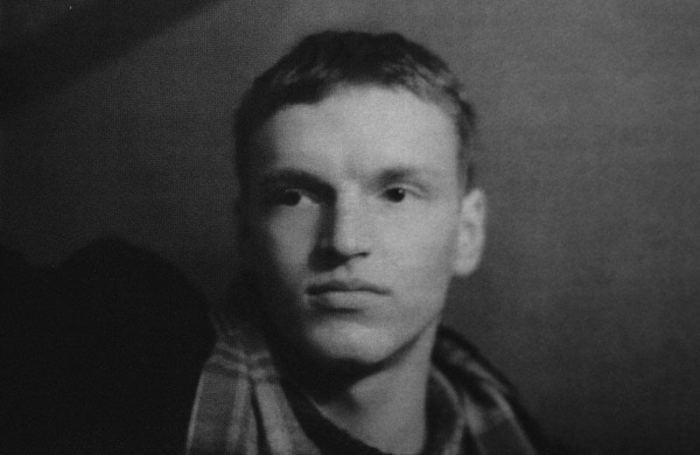Александр Кайдановский – студент Днепропетровского сварочного теÑникума, 1960 | Фото: kino-teatr.ru