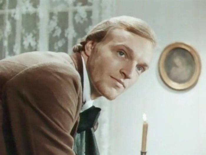 Александр Кайдановский в фильме *Первая любовь*, 1968 | Фото: kino-teatr.ru