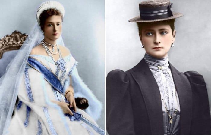 Последняя императрица России, супруга Николая II Александра Федоровна | Фото: moiarussia.ru