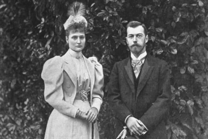 Император Николай II и его супруга Александра Федоровна | Фото: 24smi.org