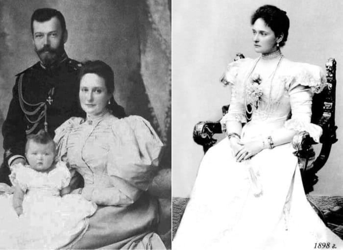 Император Николай II и его супруга Александра Федоровна | Фото: liveinternet.ru