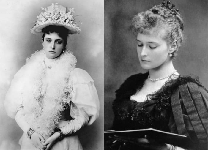 Последняя императрица России, супруга Николая II Александра Федоровна | Фото: liveinternet.ru