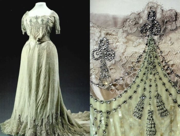 Платье императрицы Александры Федоровны | Фото: liveinternet.ru