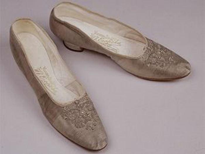 Туфли для коронации императрицы | Фото: liveinternet.ru