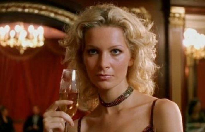 Александра Флоринская в сериале *Бригада*, 2002   Фото: uznayvse.ru