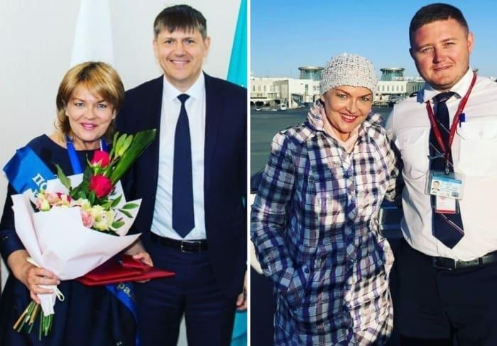 Александра Яковлева в 2020 г.   Фото: vokrug.tv