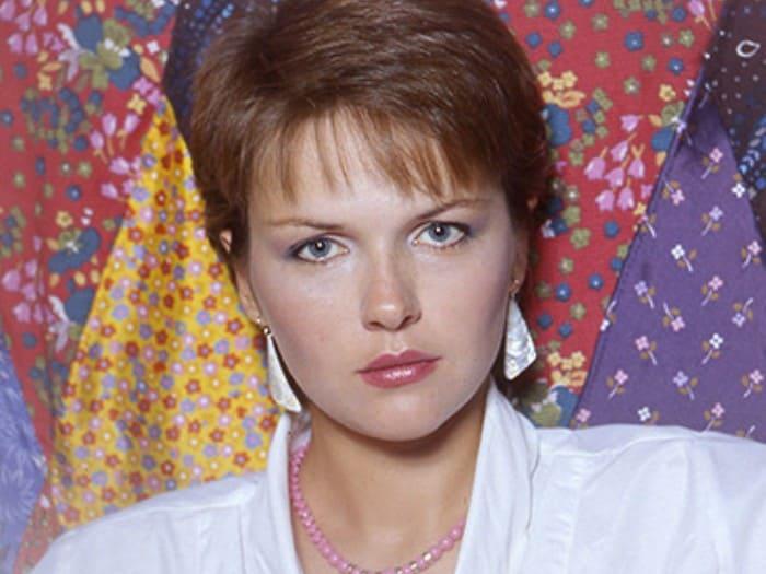 Актриса в молодости   Фото: starhit.ru