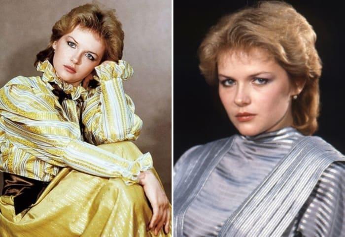 Актриса в молодости   Фото: uznayvse.ru, starhit.ru