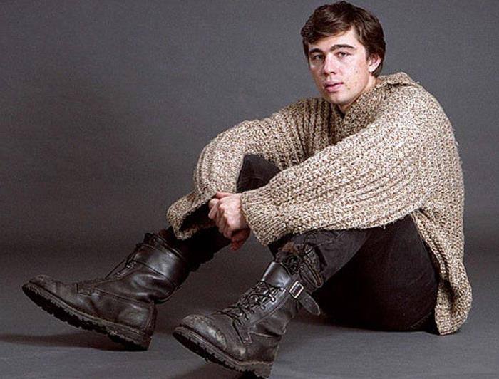 Сергей Бодров – культовый актер 1990-х гг. | Фото: qaff.ru