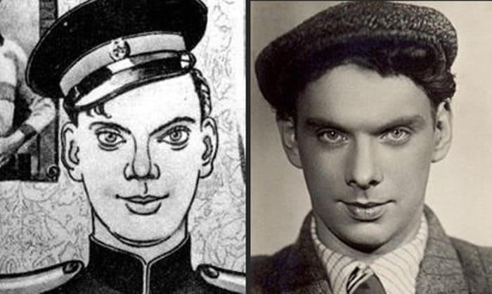 Дядя Степа и его прообраз   Фото: likeness.ru