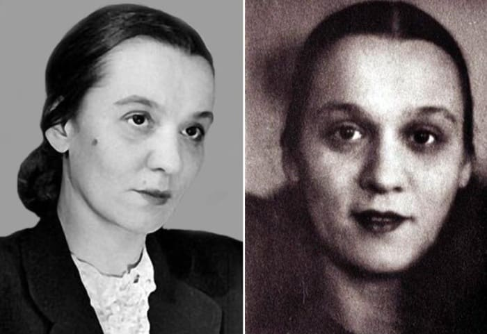 Мать Алексея Баталова, Нина Ольшевская   Фото: stuki-druki.com