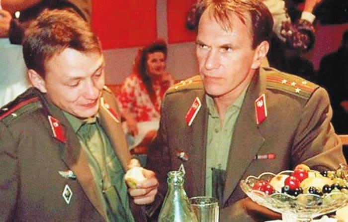 Кадр из фильма *Граница. Таежный роман*, 2000 | Фото: tele.ru