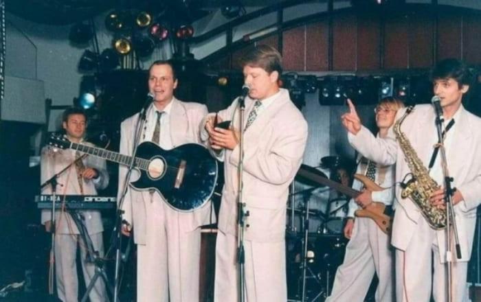 Группа *Несчастный случай* в начале музыкальной карьеры | Фото: rockperson.ru